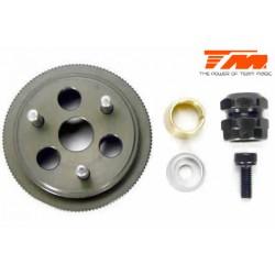 TM560182 Pièce détachée - M8JS/JR - Volant d'embrayage, cône et écrou (pour vilbrequin SG)