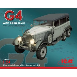 ICM24012 Type G4 Germ Personal Car Open 1/24