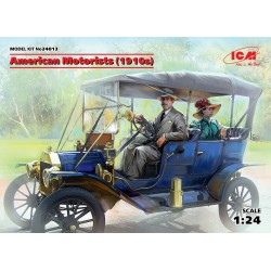 ICM24013 American Motorists 1910 2 fig. 1/24