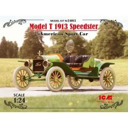 ICM24015 Model T 1913 Speedster 1/24