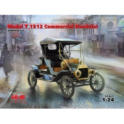 ICM24016 Model T 1912 Commercial Roadster.