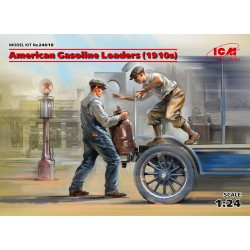 ICM24018 American Gasoline Loaders '10s 1/24