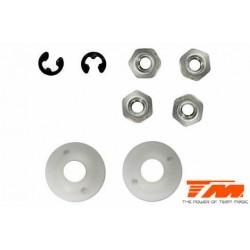 TM560191 Pièce détachée - M8JS/JR - Pistons d'amortisseurs 1.5mm x 2 (2 pces)