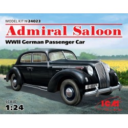 ICM24023 Admiral Saloon WWII German Car 1/24
