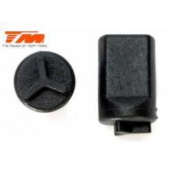 TM560194 Pièce détachée - M8JS/JR - Outil de bouchon inférieur d'amortisseur (2 pces)