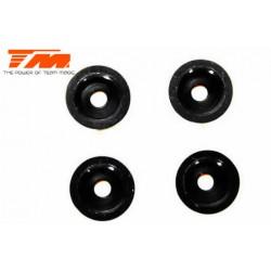 TM560195 Pièce détachée - M8JS/JR - Protections de tige d'amortisseur (4 pces)