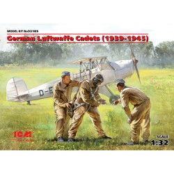 ICM32103 German Luftwaffe Cadets (1939-1945) 1/32