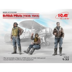 ICM32105 British Pilots ('39-45) 3 Fig. 1/32