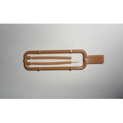 P3Y2 Profilé plastique L-connector 2 mm
