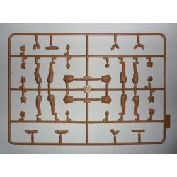 P3X1 Profilé plastique Cross conn. 1 mm