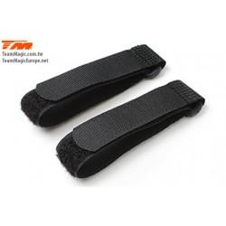 TM560312 Pièce détachée - M8ER/B8ER - Sangle d'accu en ruban (compatible w/Velcro)