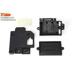 TM560313 Pièce détachée - M8ER - Boite de récepteur et support de variateur