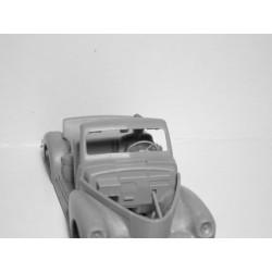 A4PMAT A4 Glashel. mat PVC 320 x 197 x 0.28mm 60901