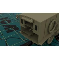 A4SBL075 A4 Styrène Blanc 320 x 194 x 0.75 mm 60103