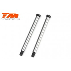 TM561318 Pièce détachée - B8RS - Axes de suspension externes inférieurs avants (2 pces)