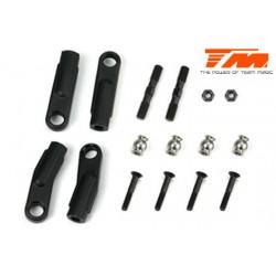 TM561335 Pièce détachée - B8RS/B8ER - Bras de suspension arrière supérieur (2 pces)