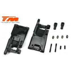 TM561337 Pièce détachée - B8RS/B8ER - Bras de suspension arrière inférieur (2 pces)