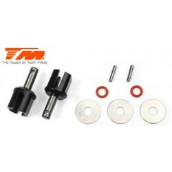 TM561340 Pièce détachée - B8RS - Sorties de frein acier (2 pces)