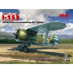 ICM48099 I153 China Guomindang AF Fight.1/48