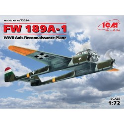 ICM72294 FW 189A-1. WWII Axis Reco. 1/72