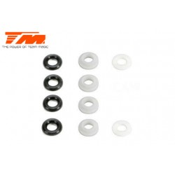 TM561412 Spare Part - B8 Naga - Shock O-Ring & Washer