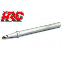 HRC4091B-20 Outil - Panne de rechange pour station de soudage HRC4091B - 2.0mm plat