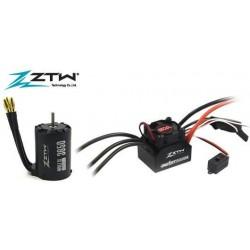 ZTW410062026Variateur �lectronique COMBO - Brushless - 1/10 - 2~3S - Beast SLL - 60A / 380A - avec moteur 4350KV