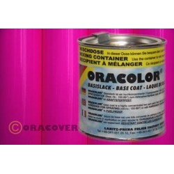 OR-121-014 Oracover - Oracolor - Fluorescent Neon-Pink ( Content : 100ml )