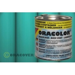 OR-121-017 Oracover - Oracolor - Turquoise ( Content : 100ml )