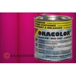 OR-121-025 Oracover - Oracolor - Fluorescent Pink ( Content : 100ml )