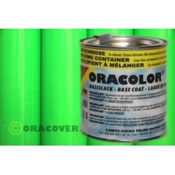 OR-121-041 Oracover - Oracolor - Fluorescent Green ( Content : 100ml )