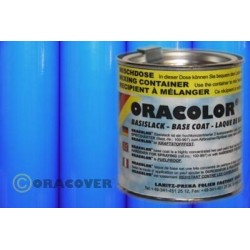 OR-121-051 Oracover - Oracolor - Blue Fluorescent ( Content : 100ml )