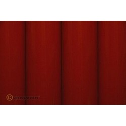 OR-21-020-010 Oracover - Red ( Length : Roll 10m , Width : 60cm )