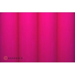 OR-21-025-010 Oracover - Fluorescent Pink ( Length : Roll 10m , Width : 60cm )