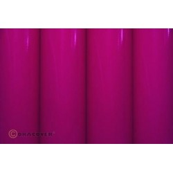 OR-21-028-010 Oracover - Power Pink ( Length : Roll 10m , Width : 60cm )