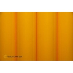 OR-21-030-010 Oracover - Cub Yellow ( Length : Roll 10m , Width : 60cm )