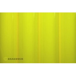 OR-21-031-010 Oracover - Fluorescent Yellow ( Length : Roll 10m , Width : 60cm )