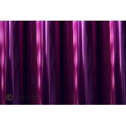 OR-21-058-010 Oracover - Transparent Violet ( Length : Roll 10m , Width : 60cm )