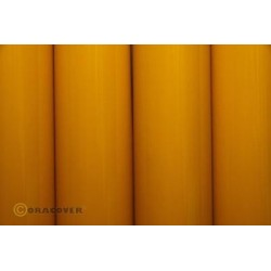 OR-23-032-010 Oracover - Orastick - Scale Gold Yellow ( Length : Roll 10m , Width : 60cm )
