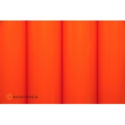 OR-25-060-010 Oracover - Orastick - Orange ( Length : Roll 10m , Width : 60cm )