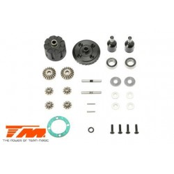 TM562001 Spare Part - SETH - Complete Differential Kit (F/R)