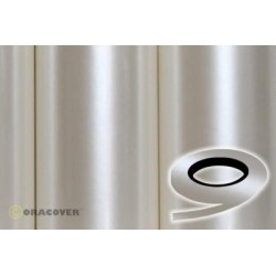 OR-26-016-xxx Oracover - Oraline - Pearl White ( Length : Roll 15m , Width : 1mm )
