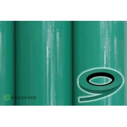 OR-26-017-xxx Oracover - Oraline - Turquoise ( Length : Roll 15m , Width : 1mm )