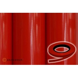 OR-26-022-xxx Oracover - Oraline - Light Red ( Length : Roll 15m , Width : 1mm )