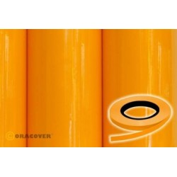 OR-26-030-xxx Oracover - Oraline - Cub Yellow ( Length : Roll 15m , Width : 1mm )