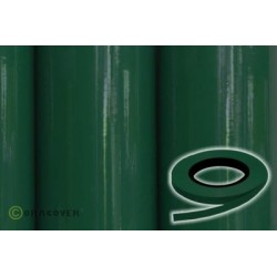 OR-26-040-xxx Oracover - Oraline - Green ( Length : Roll 15m , Width : 1mm )