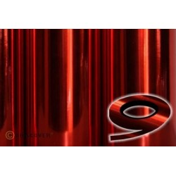 OR-26-093-xxx Oracover - Oraline - Chrome Red ( Length : Roll 15m , Width : 1mm )