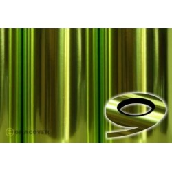 OR-26-095-xxx Oracover - Oraline - Chrome Light Green ( Length : Roll 15m , Width : 1mm )