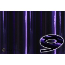 OR-26-100-xxx Oracover - Oraline - Chrome Violet ( Length : Roll 15m , Width : 1mm )