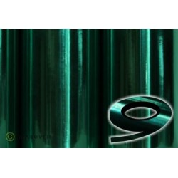OR-26-103-xxx Oracover - Oraline - Chrome Green ( Length : Roll 15m , Width : 1mm )